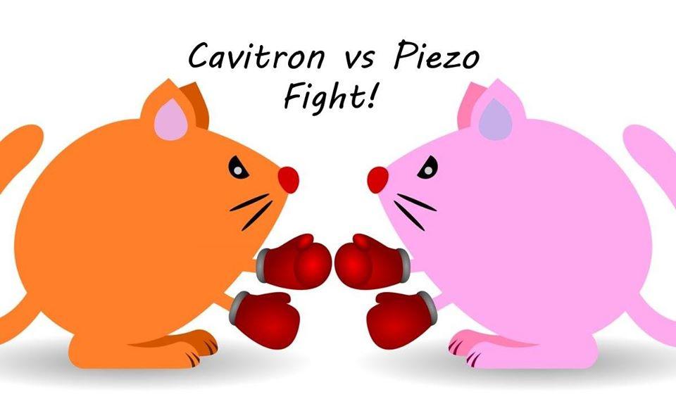 Cavitron vs Piezo